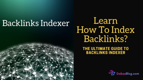 Backlinks Indexer