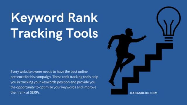 10 Best Keyword Rank Tracking Tools For SEO