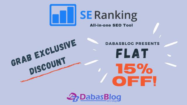SE Ranking Discount Code