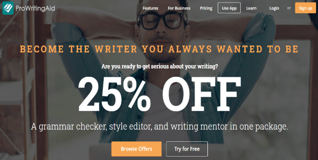 Pro Writing Aid Discount Coupon