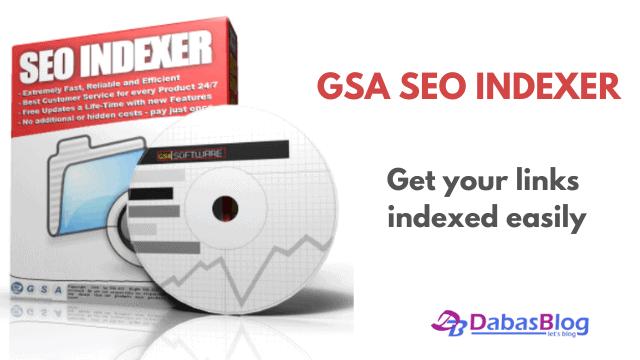 GSA SEO Indexer Download