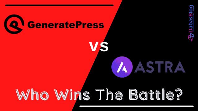 generatepress vs astra